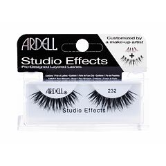 Umělé řasy Ardell Studio Effects 232 1 ks Black