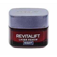 Noční pleťový krém L´Oréal Paris Revitalift Laser Renew 50 ml