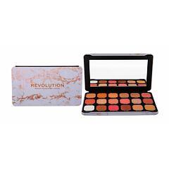 Oční stín Makeup Revolution London Forever Flawless 19,8 g Decadent