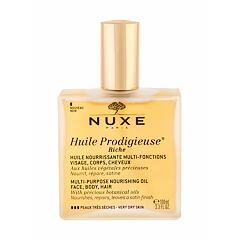 Tělový olej NUXE Huile Prodigieuse Riche Multi-Purpose Oil 100 ml Tester