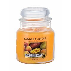 Vonná svíčka Yankee Candle Mango Peach Salsa 411 g