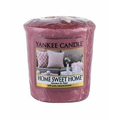 Vonná svíčka Yankee Candle Home Sweet Home 49 g