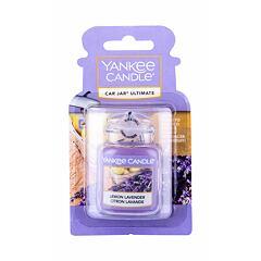 Vůně do auta Yankee Candle Lemon Lavender Car Jar 1 ks