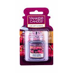 Vůně do auta Yankee Candle Black Cherry Car Jar 1 ks