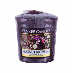 Vonná svíčka Yankee Candle Moonlit Blossoms 49 g