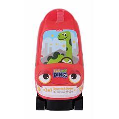 Sprchový gel Eau My Dino Eau My Dino 3D 400 ml