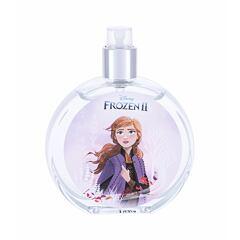 Toaletní voda Disney Frozen II Anna 50 ml Tester