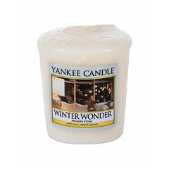 Vonná svíčka Yankee Candle Winter Wonder 49 g