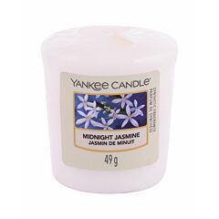 Vonná svíčka Yankee Candle Midnight Jasmine 49 g