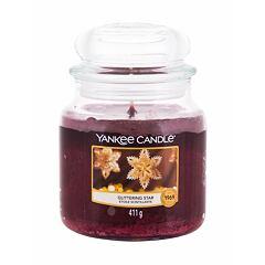 Vonná svíčka Yankee Candle Glittering Star 411 g