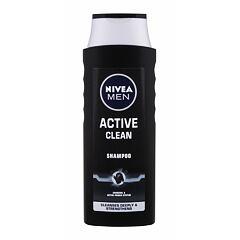 Šampon Nivea Men Active Clean 400 ml