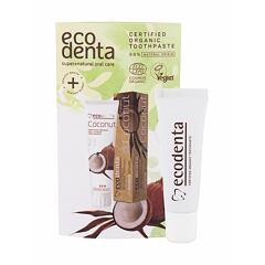 Zubní pasta Ecodenta Organic Anti-Plaque 10 ml