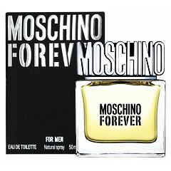 Toaletní voda Moschino Forever For Men 100 ml Tester