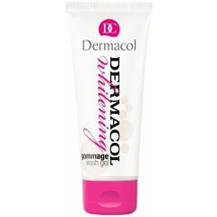 Čisticí gel Dermacol Whitening Gommage Wash Gel 100 ml