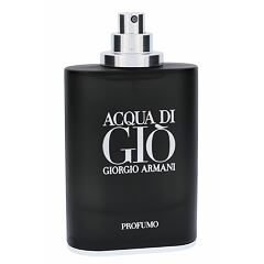 Parfémovaná voda Giorgio Armani Acqua di Giò Profumo 75 ml Tester