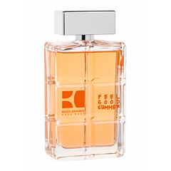 Toaletní voda HUGO BOSS Boss Orange Man Feel Good Summer