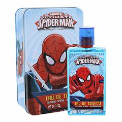 Toaletní voda Marvel Ultimate Spiderman 100 ml Kazeta