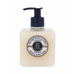 Tekuté mýdlo L´Occitane Shea Butter Ultra Rich 300 ml