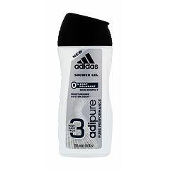 Sprchový gel Adidas Adipure 250 ml