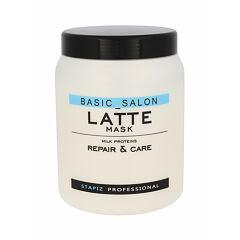 Maska na vlasy Stapiz Basic Salon Latte 1000 ml