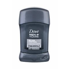 Antiperspirant Dove Men + Care Silver Control 48h 50 ml