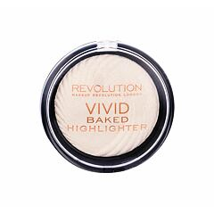 Rozjasňovač Makeup Revolution London Vivid 7,5 g Golden Lights