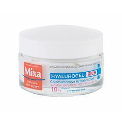 Denní pleťový krém Mixa Hyalurogel Rich 50 ml