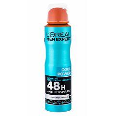 Antiperspirant L´Oréal Paris Men Expert Cool Power 48H 150 ml
