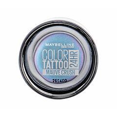 Oční stín Maybelline Color Tattoo 24H 4 g 87 Mauve Crush