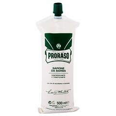 Krém na holení PRORASO Green Shaving Cream 500 ml