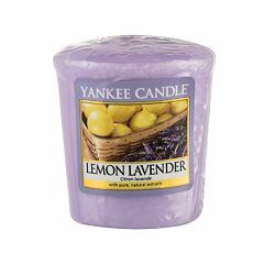 Vonná svíčka Yankee Candle Lemon Lavender 49 g