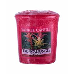Vonná svíčka Yankee Candle Tropical Jungle 49 g