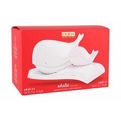 Dekorativní kazeta Pupa Whales 21,8 g 001 Kazeta