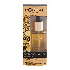 Pleťové sérum L´Oréal Paris Nutri-Gold Extraordinary Oil 30 ml