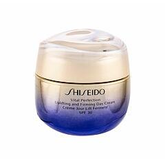 Denní pleťový krém Shiseido Vital Perfection Uplifting and Firming Cream SPF30 50 ml