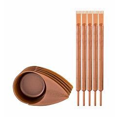 Péče o řasy a obočí RefectoCil Application Sticks Mini 5 ks Kazeta