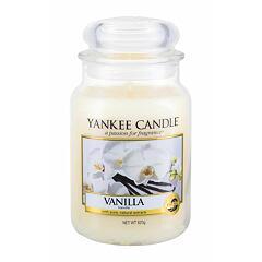 Vonná svíčka Yankee Candle Vanilla 623 g