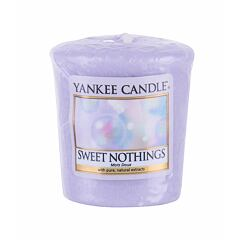Vonná svíčka Yankee Candle Sweet Nothings 49 g