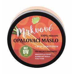 Opalovací přípravek na obličej Vivaco Bio Carrot Suntan Butter 150 ml