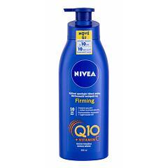 Tělové mléko Nivea Q10 + Vitamin C Firming 400 ml