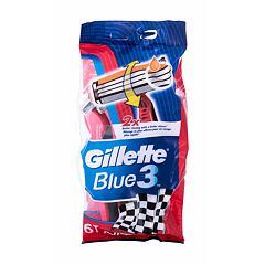 Holicí strojek Gillette Blue3 Nitro 6 ks