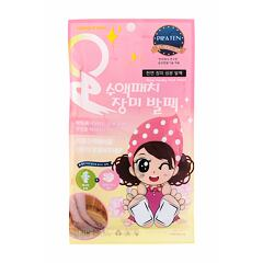Přípravek pro zdraví Pilaten Nursing Foot Patch Rose 7 g