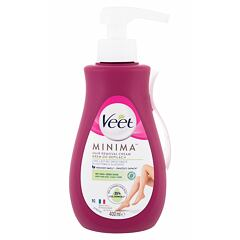 Depilační přípravek Veet Minima Hair Removal Cream Dry Skin 400 ml