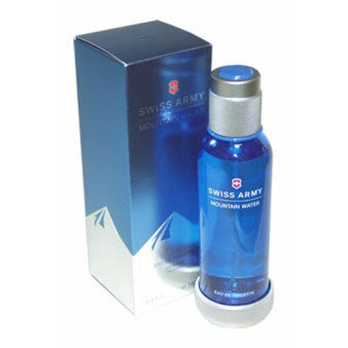 Swiss Army Mountain Water EDT 100 ml pro muže
