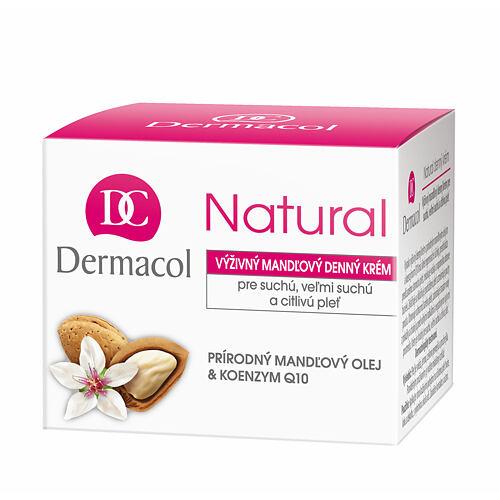 Dermacol Natural Almond denní pleťový krém 50 ml pro ženy