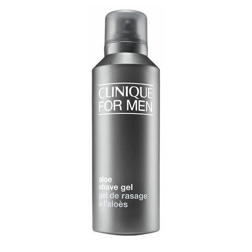 Clinique For Men Aloe Shave Gel gel na holení 125 ml pro muže