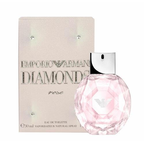 Giorgio Armani Emporio Diamonds Rose EDT 50 ml Tester pro ženy