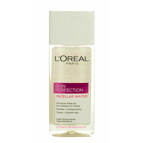 L´Oréal Paris Skin Perfection micelární voda 200 ml pro ženy