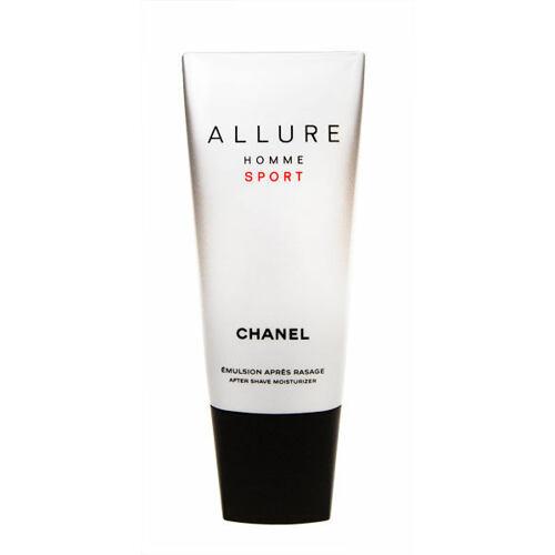 Chanel Allure Homme Sport balzám po holení 100 ml Poškozená krabička pro muže
