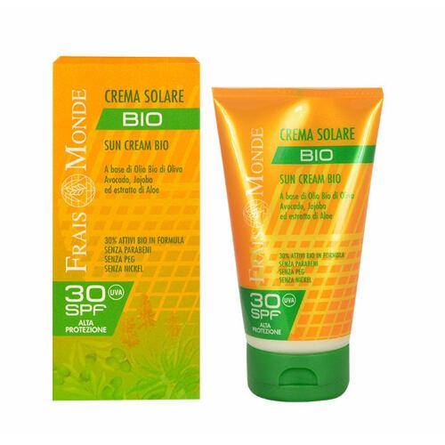 Frais Monde Sun Cream SPF30 opalovací přípravek na tělo 150 ml pro ženy